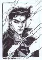 Young Justice - Superboy by jeffwamester