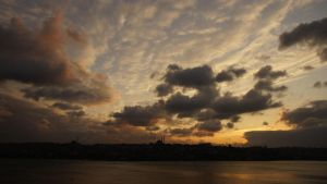 Sunset at The Golden Horn 1 by Navvyblue