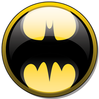 Batman Icon by barkerbaggies