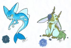 Egg Adopts: Hatched -ALREADY ADOPTED- by Xyliax