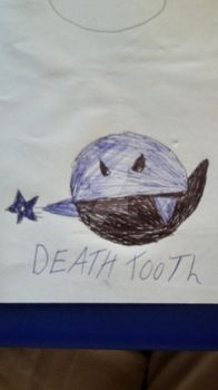 Death Tooth by jessicaarchambault