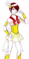 Sailor Enyo by twelvemoons