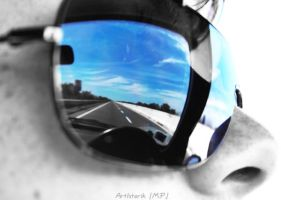 On the road... by ArtIsterik