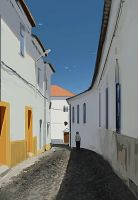 Portuguese street by Icecoldart