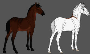 Animal Mutations - Set 2 Available by evil-firewolf