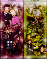 Avatar by Nanakat with Couples from Doctor Who by ByNanakat