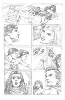 Justice League- Trinity War- book 1, page 6 (DC Co by FnkNY
