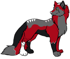 Wolf Auction : CLOSED by Sports3388