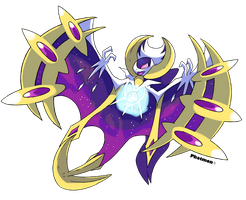 Astral Lunala (Astral evolution)
