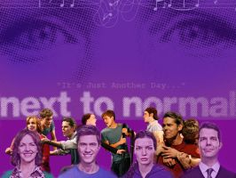 Next to Normal Wallpaper 2 by ScreamsInSilence815