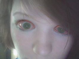 My eyes using GiMP 2 by ZeldaGirl88