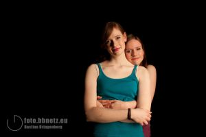 Sillimaure and Christine: Christine and Sillimaure by Avalarion