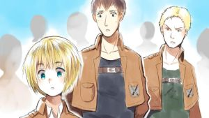 no eren what are you doing by longestdistance