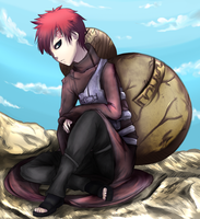 Sabaku no Gaara by YuuramVonWhessreves