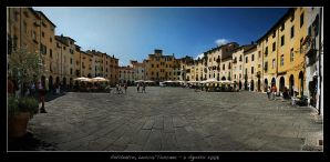 Piazza dell' Anfiteatro by snoopersen