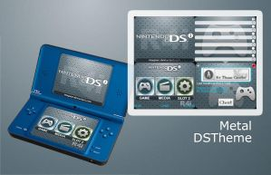 Metal DS Theme for R4i by imaGeac