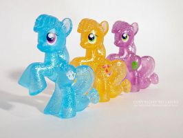MLP Collection Applejack shape by lajvio