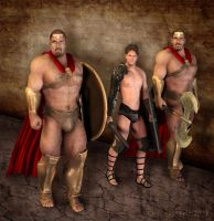 The way of warriors by Orsus