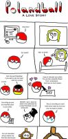 Polandball: A love Story by LordBritfag