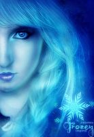Frozen inspired by Liancary-art