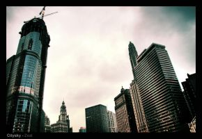 Citysky Chicago by Zeal-GJP