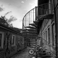 RAW area black and white by marikaz