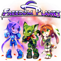 Freedom Planet v2 by POOTERMAN