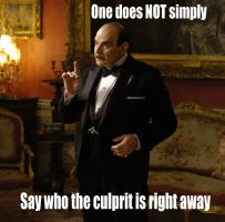 Poirot Does Not Simply by TandP