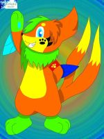 Aqua the Buizel .:UPDATE:. by Marquis2007