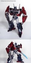 Transformers Prime FE Optimus Prime by Unicron9