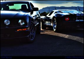Ford Racing by yungstar