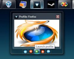 Windows 7 App Launcher - 7APL by Se7enIIIX