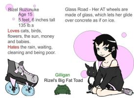 Rizel ID ReVamped by Frosted-Kitty