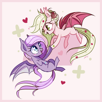 CSC: Bat Love by Ipun