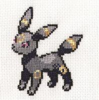 Umbreon by astraldreamer