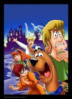 Scooby 4 by C-McCown