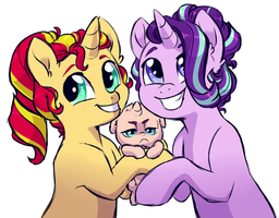 New Mums by Lopoddity