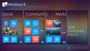 Windows 8 by SF2Gcrew