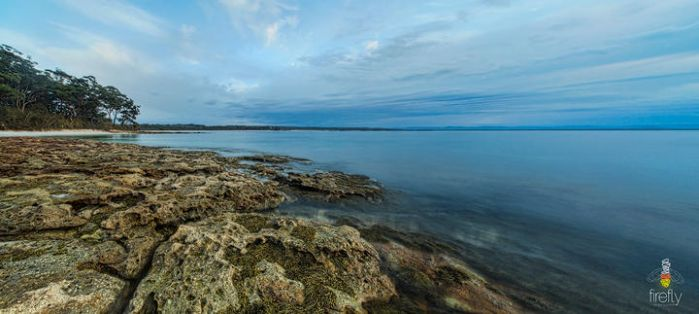 View of Jervis Bay by FireflyPhotosAust