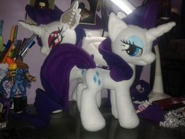 Rarity new pattern by Legadema