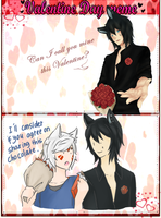 Valentine meme Serca by Ask-WolfPrince