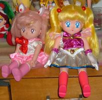 Sailor Moon Babydolls by meteorie