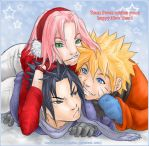 Team7 + Happy New Year by askerian