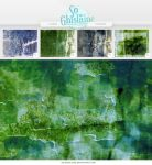Textures - Green Grunge by So-ghislaine