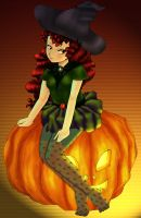 Halloween Lines by Laura28182 by carol-colors
