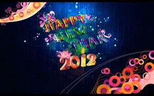 Happy New Year 2012 by aeli9