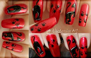Nail art 108 by ChocolateBlood