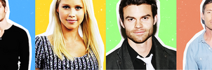 Mikaelson Brothers! by queenoaty96