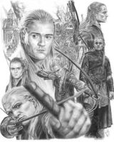 Legolas by Graphite-Wizzard