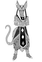 God #8 : Beerus, The God of Destruction AF by Cheetah-King